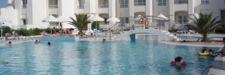 HOTEL TELEMAQUE BEACH & SPA DJERBA- TUNISIE