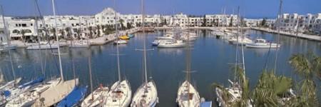 Appartement Port El Kantaoui 4 à 5 personnes