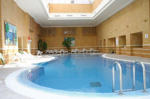 Piscine couverte tunisie vacances for Vacances piscine couverte