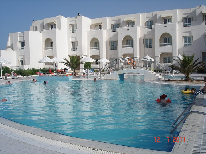 HOTEL TELEMAQUE BEACH & SPA DJERBA- TUNISIE